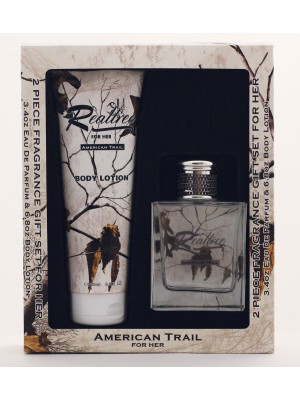 American Trail For Her 2 Piece Gift Set