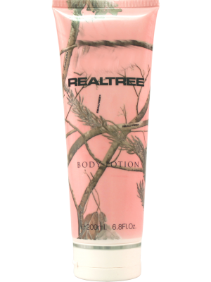 Realtree for Her Body Lotion (6.8oz/200ml)