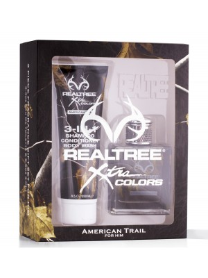 American Trail For Him 2  Piece  Gift Set