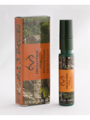 Realtree Mountain Series for Him 10ml Travel Sprayer