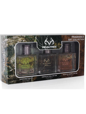 Realtree 3pc Fragrance Collection for Him