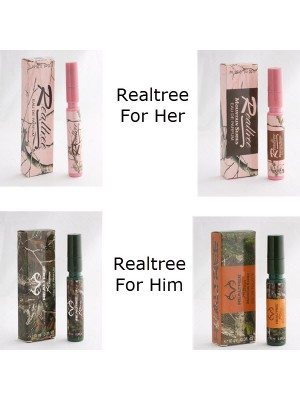 realtree cologne travel sampler